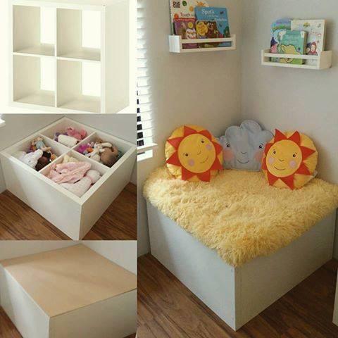 Meble Dla Dziecka Ikea W Wykonaniu Wlasnym Cz 2 Studio Barw