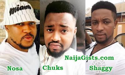 3 nollywood actors car accident