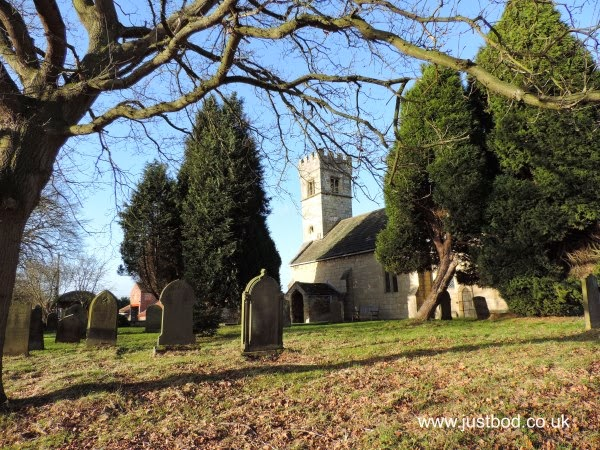 St Michael's Church Cowthorpe