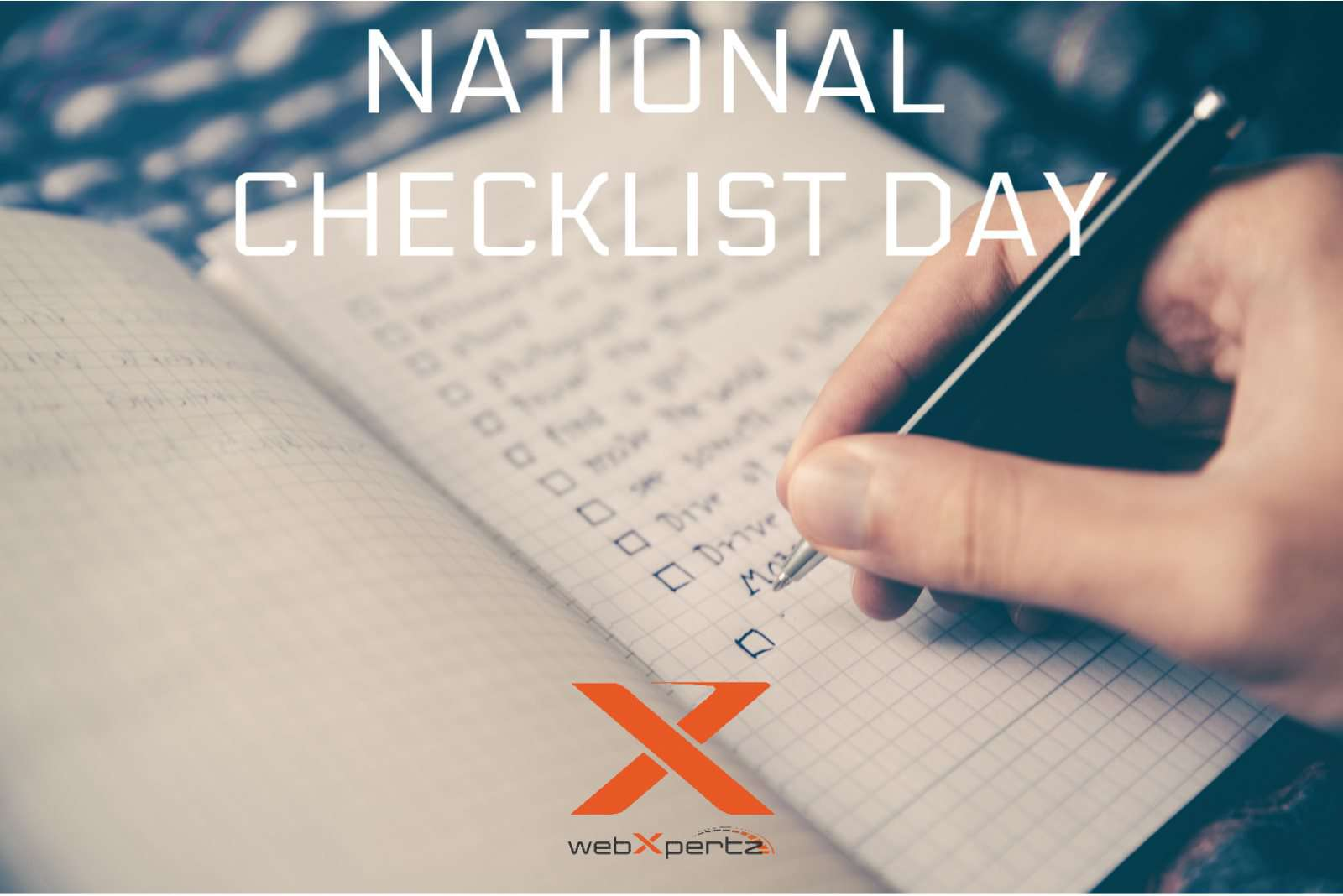 National Checklist Day Wishes Unique Image