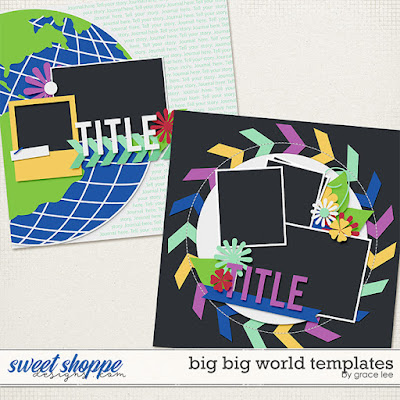 Big Big World Templates
