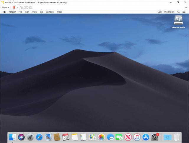 كيفية تشغيل تطبيقات الماك على ويندوز 10؟