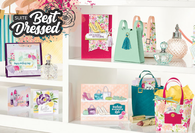 Craftyduckydoodah!, Best Dressed Suite, Susan Simpson UK Independent Stampin' Up! Demonstrator, Kre8tors Blog Hop, Supplies available 24/7 from my online store,