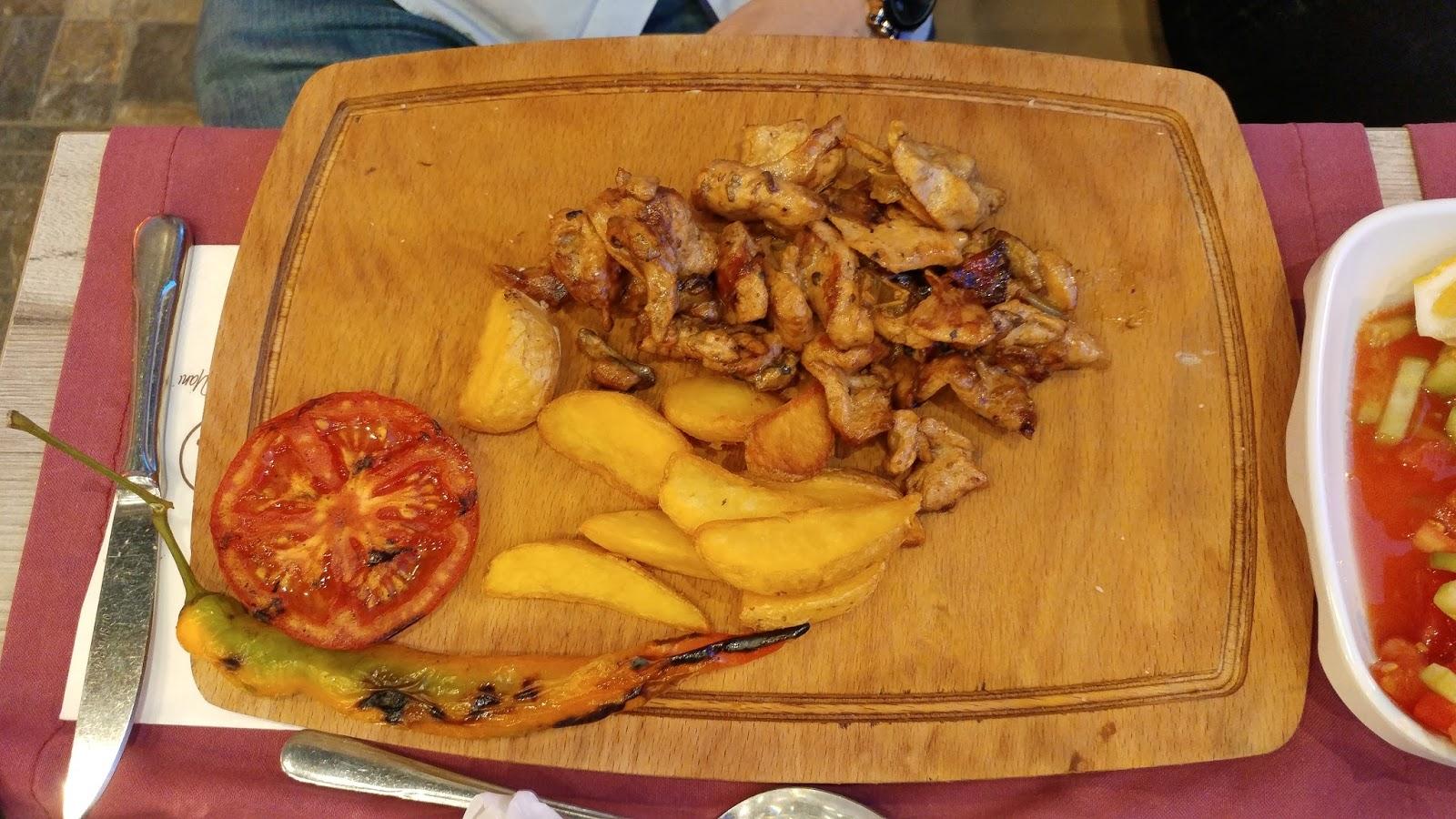 Ruffle Kaplı Çıtır Tavuk Tarifi