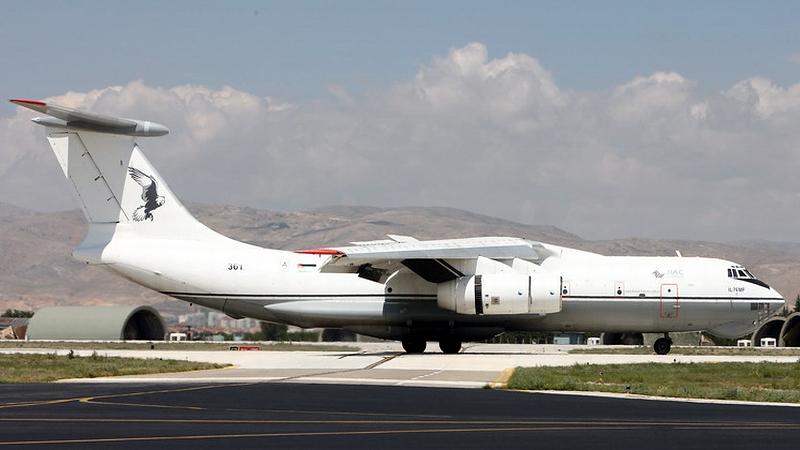 الأردنية الدولية للشحن الجوي Jordan International Air Cargo