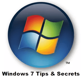 Windows 7 Tips And Secrets