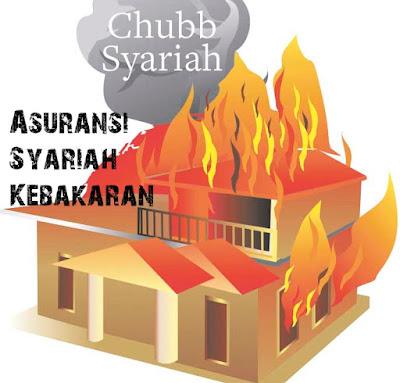 Asuransi Syariah Kebakaran dari Chubb Syariah