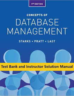 Concepts of Database ,Management 9th ,Edition Joy L. Starks , Philip J. Pratt , Mary Z. Last , , 1