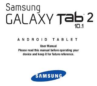 User Manual Download: Samsung Galaxy Tab 2 10.1 User