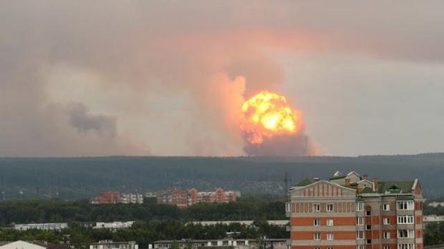 MUNDO: Noruega detectó yodo radiactivo en la frontera con Rusia tras el accidente nuclear.