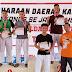 Kejurda Karate, Polres Bangkalan Raih Medali di Nomor Perorangan