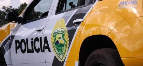 Manoel Ribas: Jovem de 22 anos é preso após jogar moto contra policiais durante abordagem