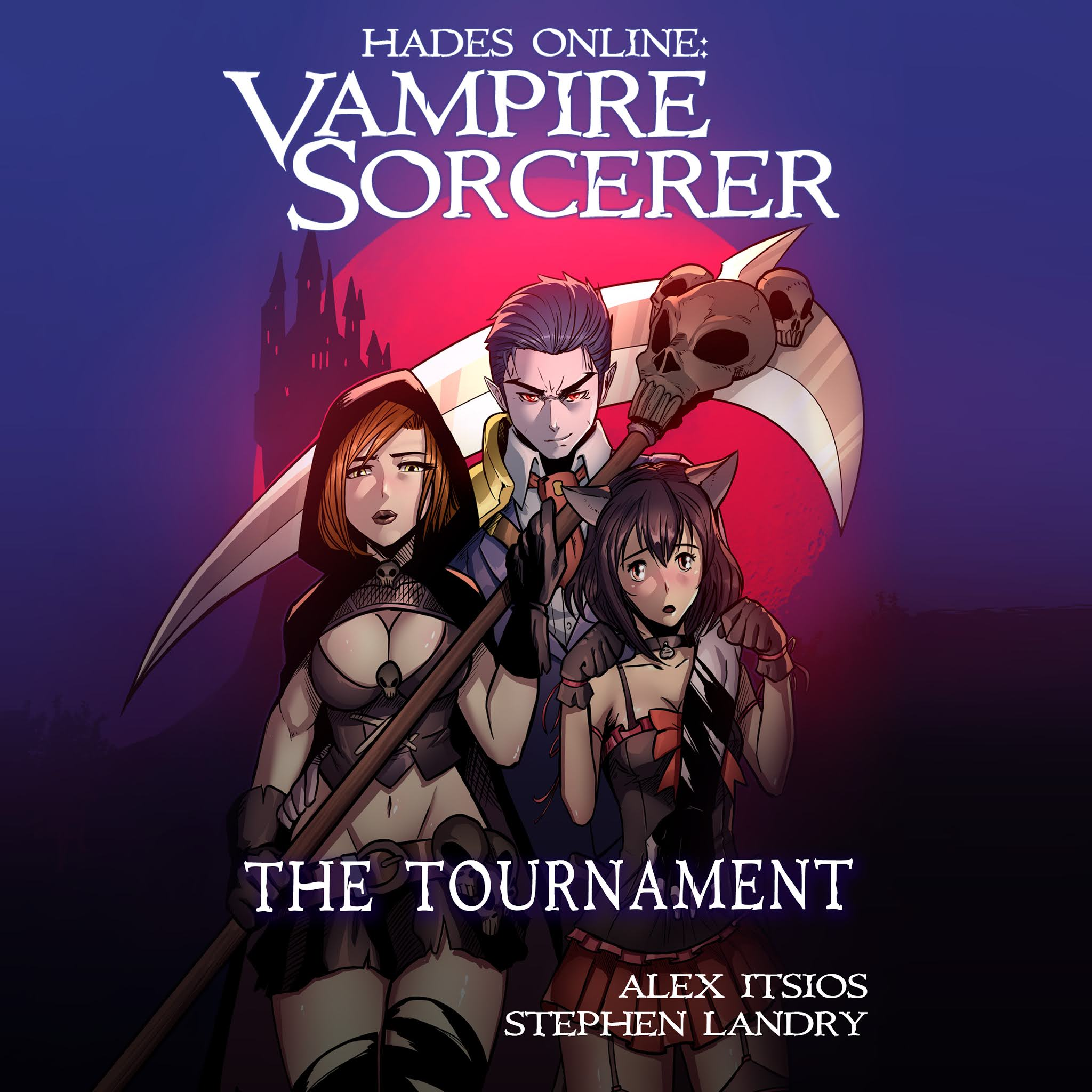 Hades Online: Vampire Sorcerer: The Tournament
