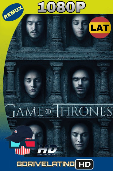 Game Of Thrones Temporada 6 REMUX 1080p Latino-Ingles MKV
