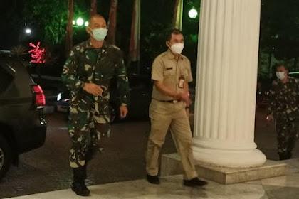 Pangdam-Kapolda Metro Jaya Merapat ke Kantor Anies, Ada Apa?