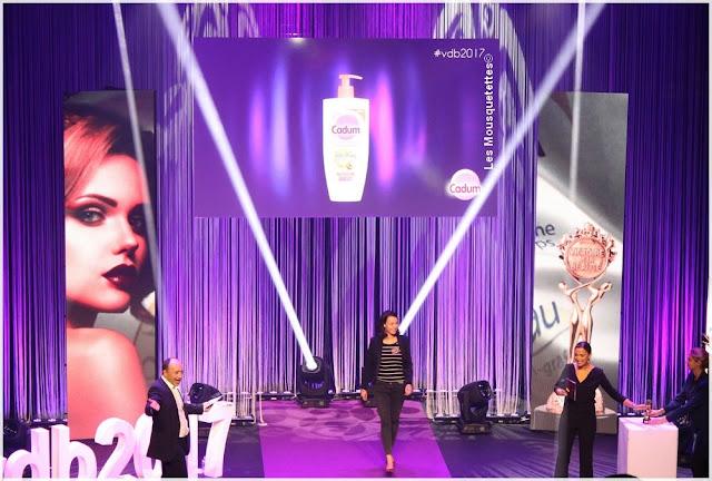 Les Victoires de la beauté 2016/2017 - Cadum - Blog beauté Les Mousquetettes©