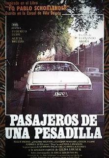 Pasajeros de una pesadilla (1984) Drama con Federico Luppi