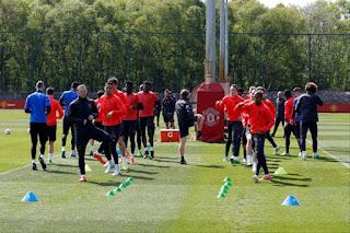 Manchester United Bawa 19 Pemain ke Kandang Celta Vigo