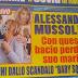 Alessandra Mussolini con un bacio in mascherina perdona il marito a 6 anni dallo scandalo delle baby squillo