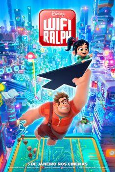 WiFi Ralph: Quebrando a Internet Torrent - DVD Dual Áudio