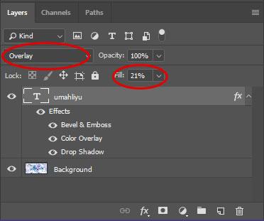 tutorial mudah photoshop untuk pemula