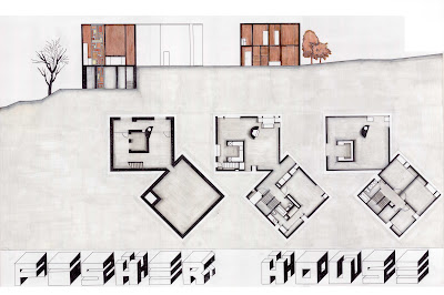 Fisher1 The Fisher House Floor Plan In Bronx on esherick house floor plan, richard neutra house floor plan, fisher house louis kahn cad, avery fisher hall floor plan, home alone house floor plan, louis kahn fisher house plan,