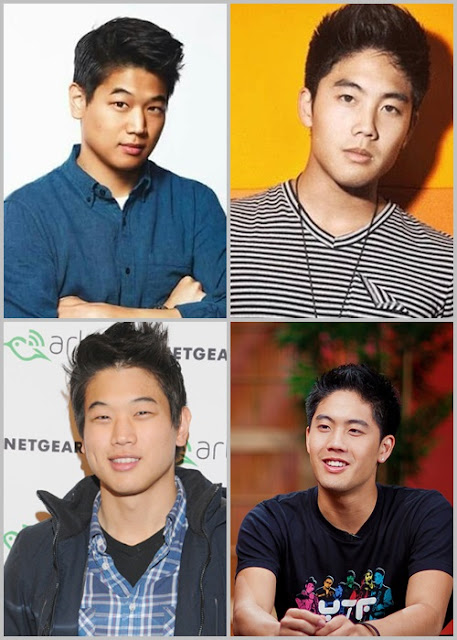 Ki Hong Lee and Ryan Higa