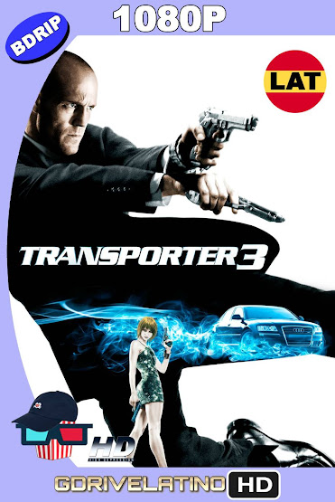 El Transportador 3 (2008) BDRip 1080p Latino-Ingles MKV