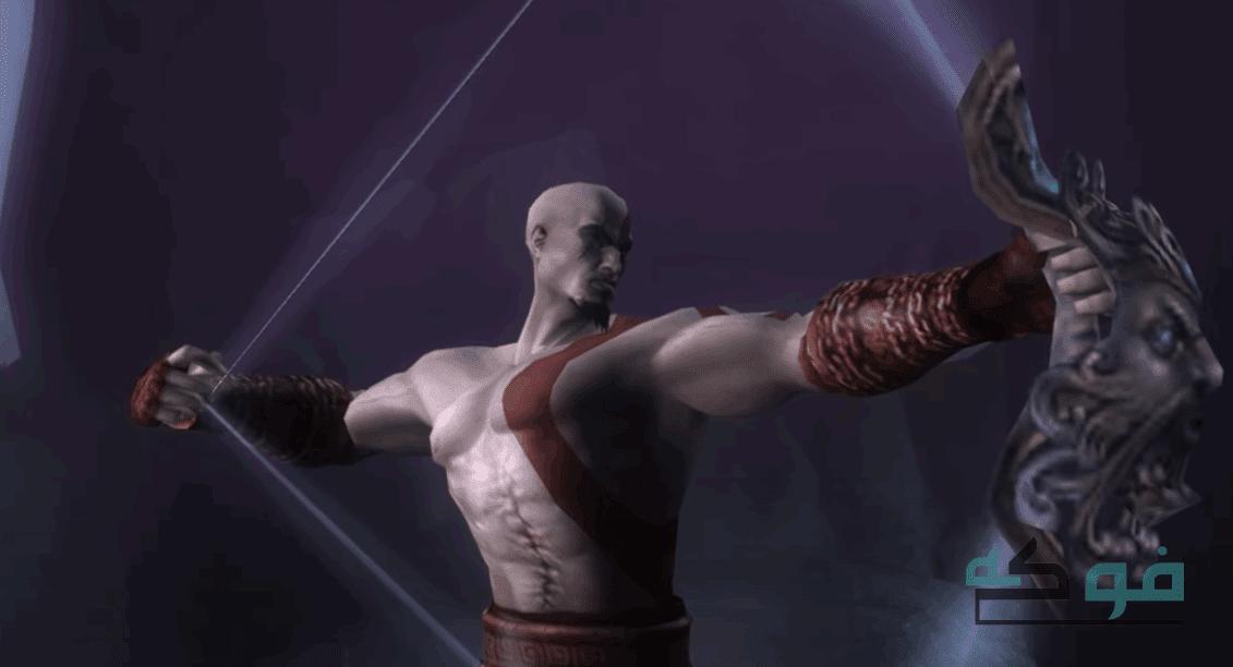 بحجم 200 ميجا مضغوطة !؟ تحميل لعبة god of war 2 للكمبيوتر من ميديا فاير برابط مباشر