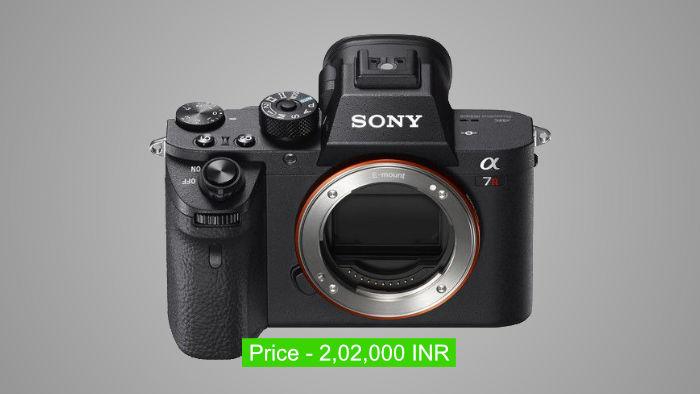 Sony alpha A7 mark iii