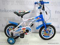 1 Sepeda Anak Red Fox 2201-9 Sport Bike