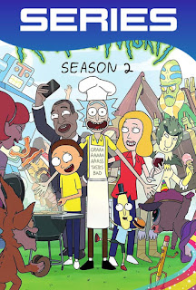 Rick and Morty Temporada 2 Completa HD 1080p Latino
