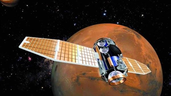 Dos de los mejores satélites de NASA desaparecen en vuelo a Marte.