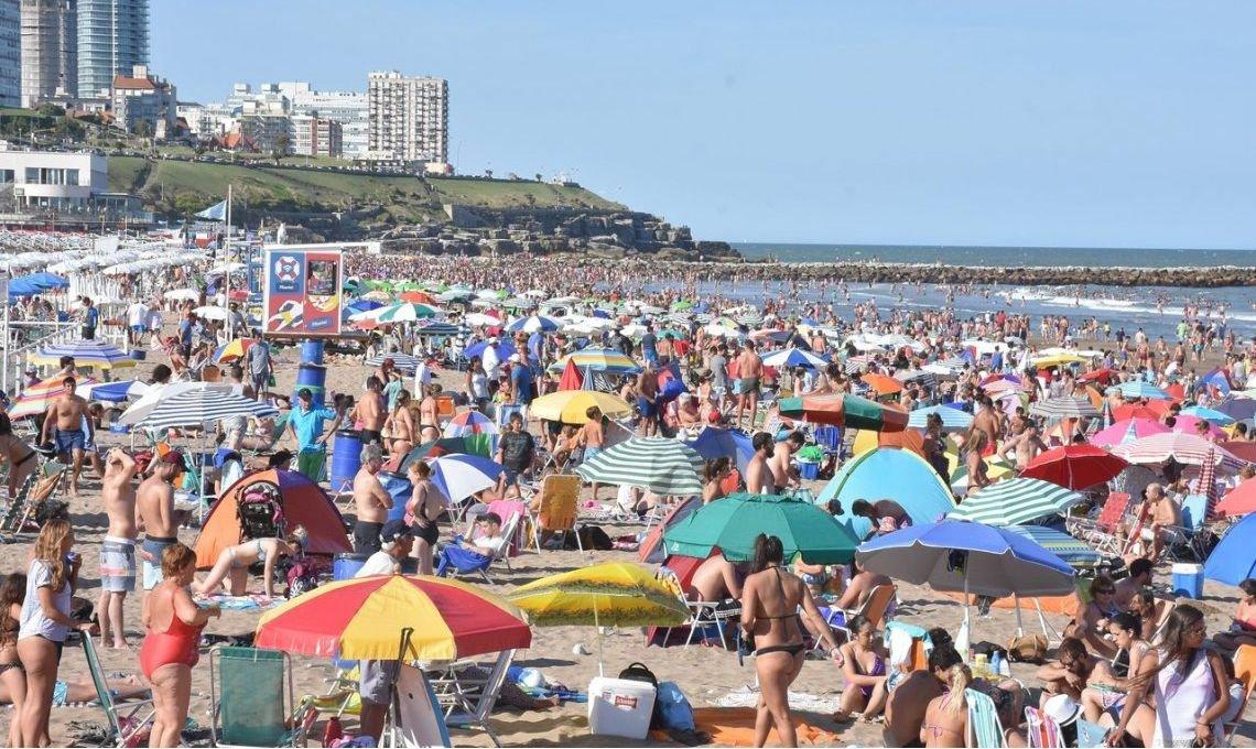 Por feriado de carnaval boom de alquileres en la costa
