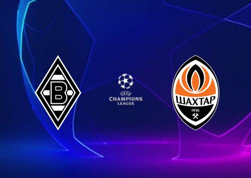 Borussia M'gladbach vs Shakhtar Donetsk -Highlights 25 November 2020