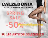 Logo Calzedonia Spring Sale: sconti certi del -50% su 186 articoli!