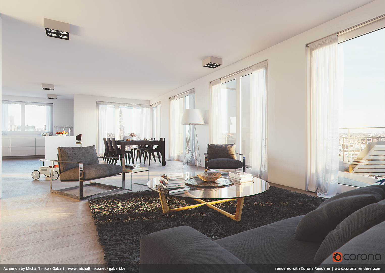 Interview With Corona Renderer Developers Cg Daily News