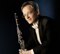Kari Kriiku, clarinetista de finlandia. Solista. Recording artist.