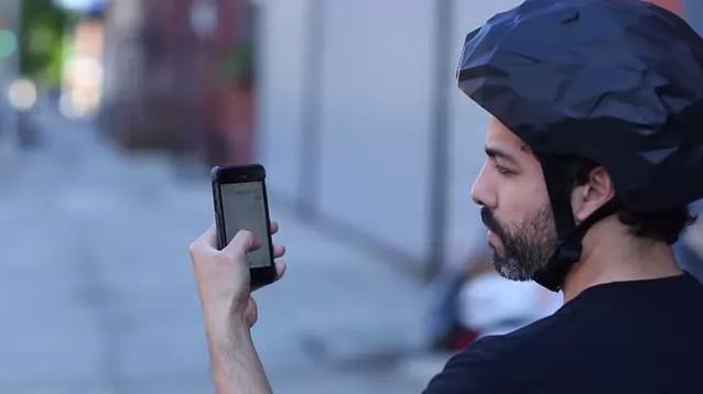 Chiếc mũ bảo hiểm thông minh hiện nay