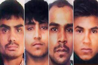 Nirbhaya Gangrape Case : चारों दरिंदों को 20 मार्च को लगेगी फांसी, चौथी बार डेथ वारंट जारी
