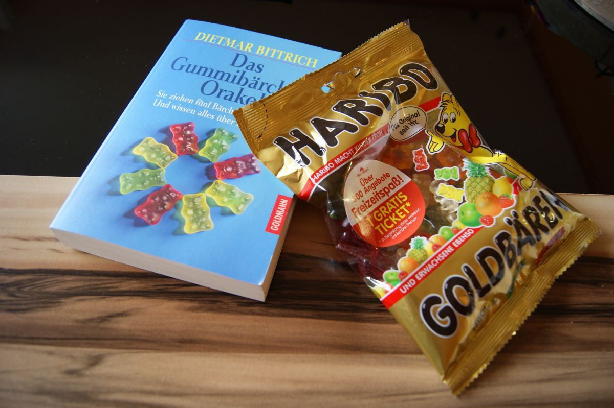 Gummibärchenorakel