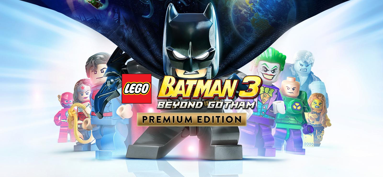 LEGO Batman 3 Beyond Gotham Premium Edition-GOG