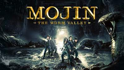 Mojin The Worm Valley 2018 Hindi Telugu Tamil Full Movies 480p HD