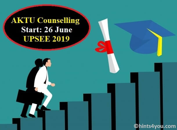 UPSEE Result 2019: AKTU Released Counseling Schedule
