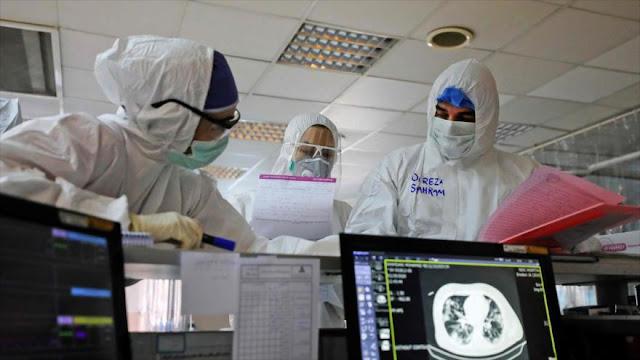 EEUU e Israel recurren a coronavirus en su campaña antiraní