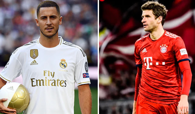 Bayern Munich versus Real Madrid LIVE: International Champions Cup 2019