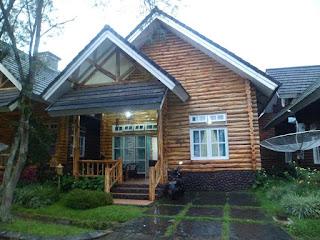 Villa Kota Bunga BB 3 - 14, Pilihan Akomodasi di Puncak