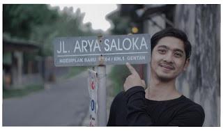 2 Jalan di Sukoharjo Diberi Nama Arya Saloka, Mentang-mentang Kampung Halaman Pemeran Aldebaran di Sinetron Ikatan Cinta?