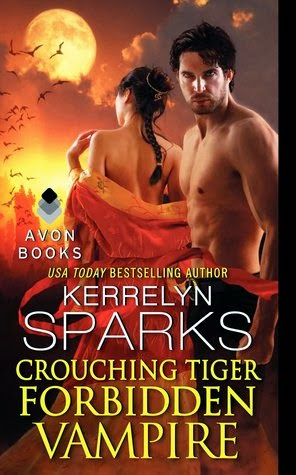 Book Review: Crouching Tiger, Forbidden Vampire (Love at
