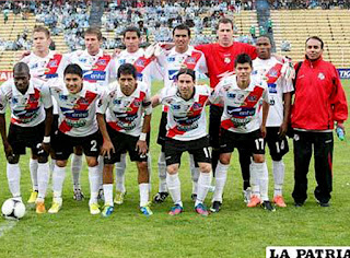 Nacional Potosí enfrenta a Estudiantes La Plata por Copa Sudamericana 2017